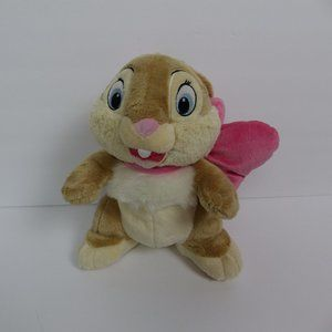 Disney Store Easter Miss Bunny Rabbit w/ Pink Bow